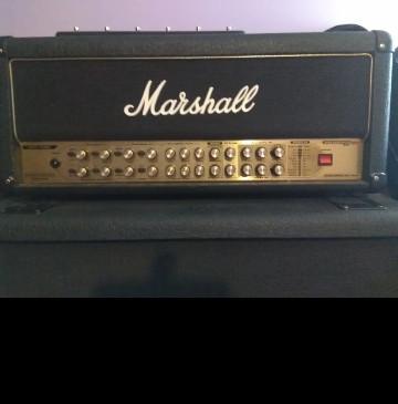Marshall Avt -150 +pantalla Marshall 1960 4x12