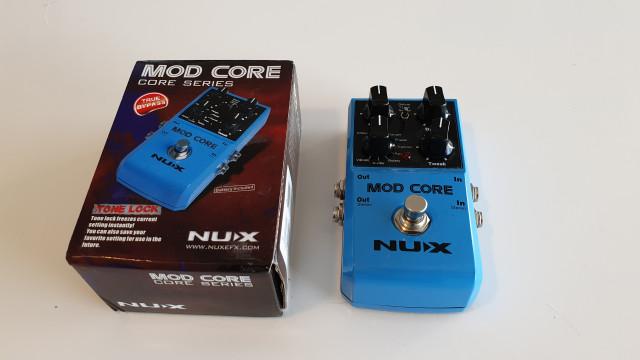 Pedal Modulacion NUX Mod Core