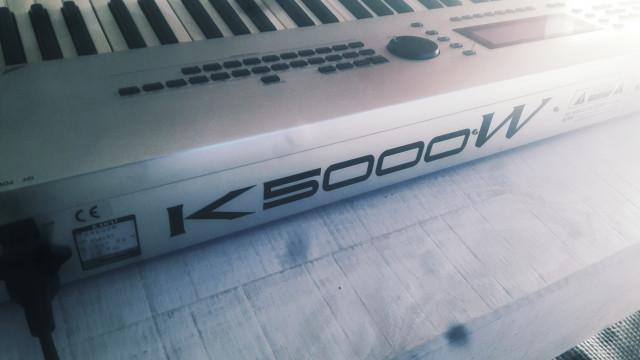 Kawai K5000W (IMPECABLE)