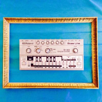 Roland Tb 303 Con cv/midi mod