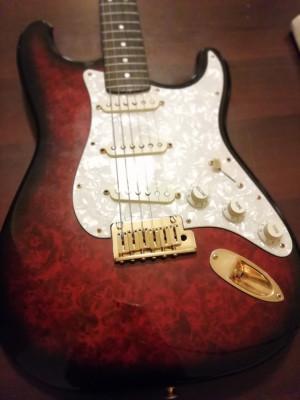 Fender ultra custom shop 1993