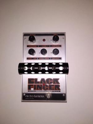Compresor a válvulas EHX Black Finger