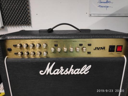 Marshall JVM 215C y flycase