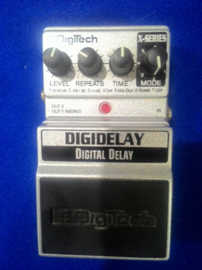 Delay Digitech Digidelay
