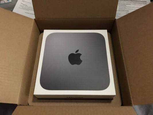 MAC MINI 2018 Core i5 6 Nucleos, 32Gb de RAM