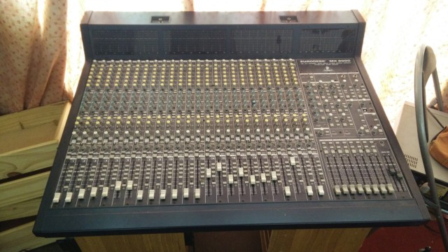 BEHRINGER MX9000
