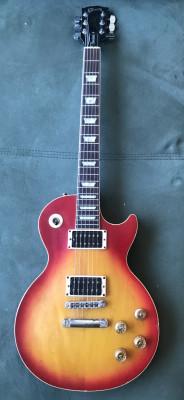 Gibson Les Paul standard sunburst