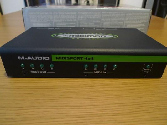 M-Audio - Midisport 4X4 Anniversary Edition