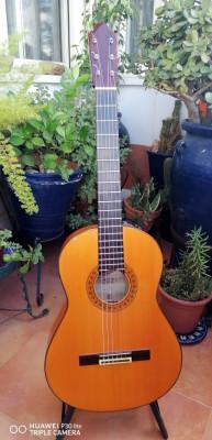Guitarra flamenca Valeriano Bernal 1980