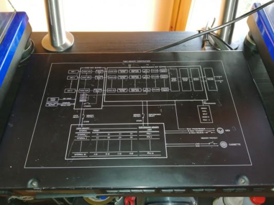 Yamaha TX81Z Modulo.