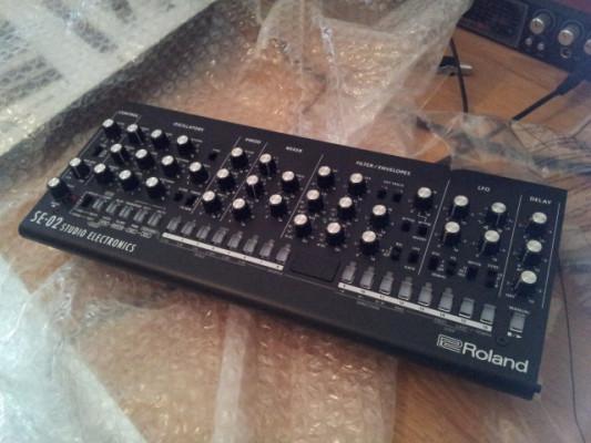Roland SE 02,Última semana en venta.