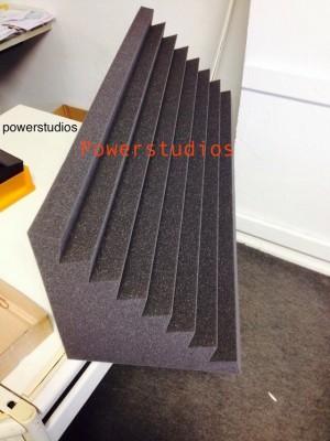 Promoción 4 trampas de graves power-bass 100x30x30,envío incluido