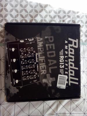 Randall RG 13 Amplifier