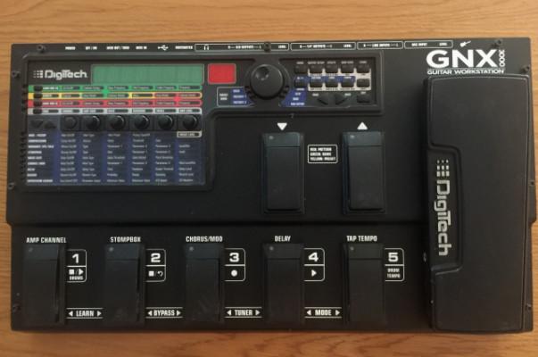 Pedaler DIGITECH GNX 3000