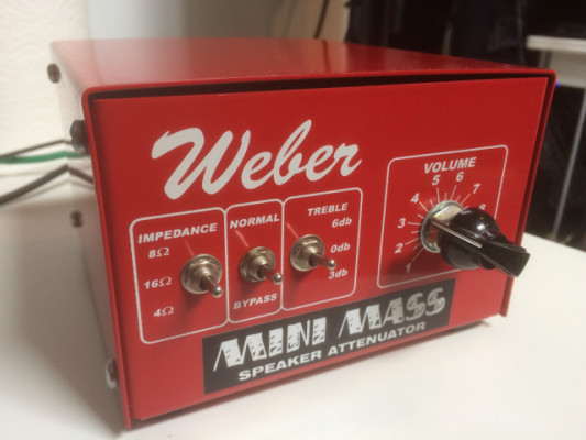 RESERVADO Weber Mini Mass