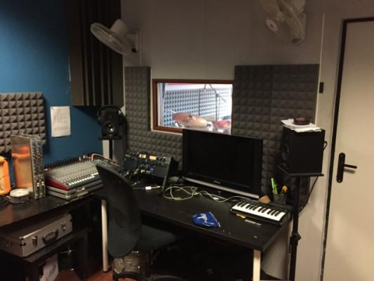 Vendo/Traspaso estudio de grabación