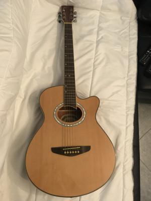 Guitarra acústica Rochester