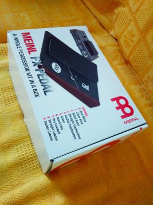 Vendo pedal MEINL FX 10 sonidos