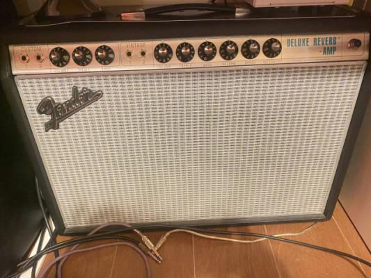 Vendo/Cambio: Fender Deluxe Reverb 68