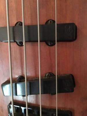 Warwick Thumb Bass NT 4 de 1992