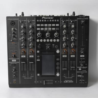 Mesa de mezclas PIONEER DJM-2000 de segunda mano E321526