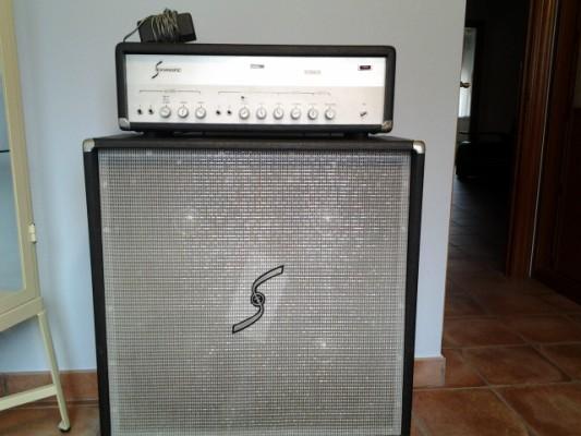 Amplificador  sinmarc R 2160C
