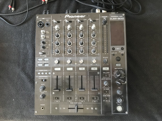 Oportunidad PIONEER DJM 800 VENDO