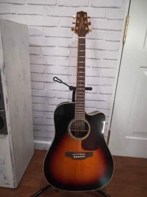 Guitarra electroacústica Takamine GD71CE-BSB