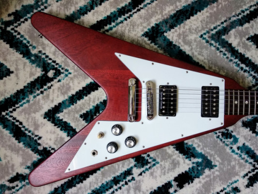 Gibson flying V 2006 Faded