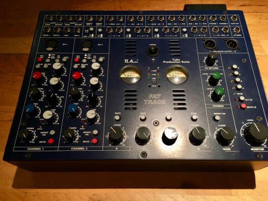 TL Audio Fat Track