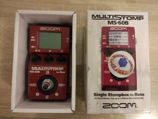Multiefectos bajo Zoom MS-60B