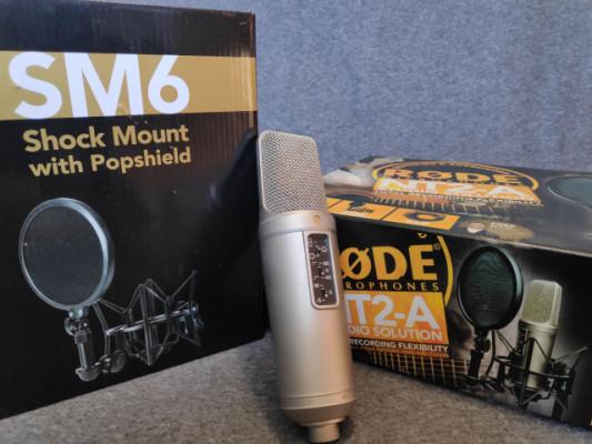 Microfono Rode NT2-A Studio