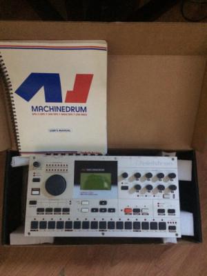 Elektron machinedrum y elktrin monomachine