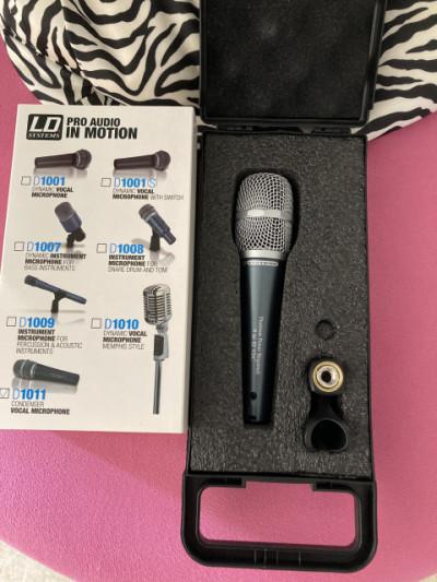 Micrófono de condensador LD Systems