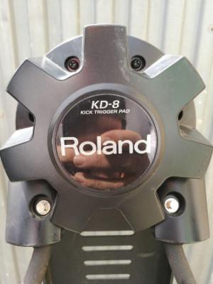 BOMBO ROLAND KICK PAD
