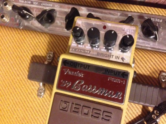 Boss Fbm 1 Bassman 59