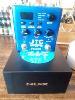 Pedal Looper Nux  JTC guitar&drum pro envío incluido