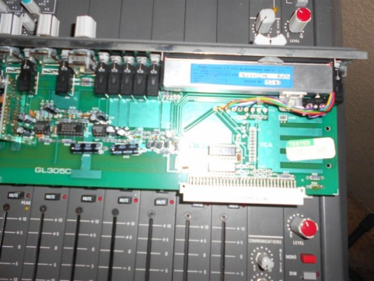 COMPRO Modulos AMEK BC2 mesa analógica
