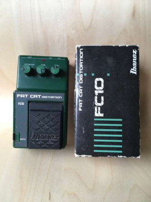 Pedal-Ibanez-FC10-Fat-Cat-Caja de Cartón