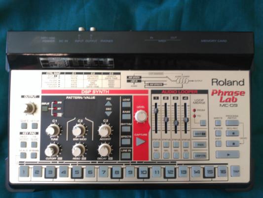 Roland MC-09 (2002) REBAJA POR MUDANZA