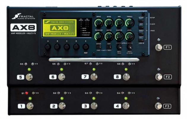 Compro Kemper o AX8
