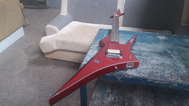 Guitarra hondo supercut japonesa del 84 REBAJADA
