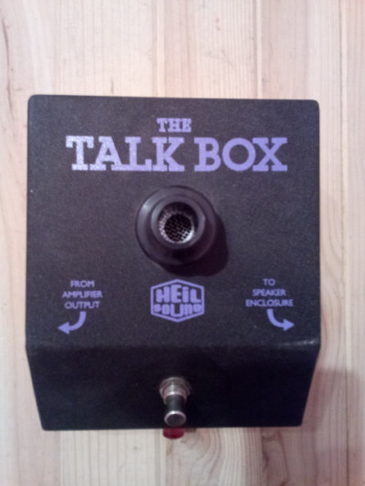 Heil Talkbox