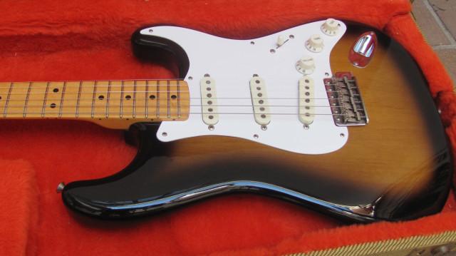 1983 Fender Stratocaster '57 Fullerton USA original
