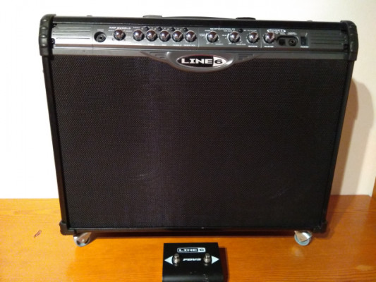Line 6 Spider II- 150w Stereo