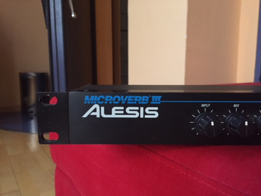 Alesis MicroverbIII 256 programas
