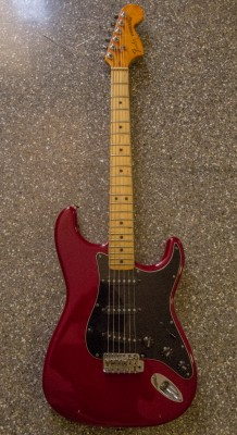Fender Stratocaster 25th Anniversary 1979 USA