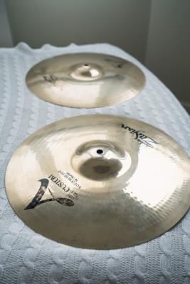 Hi Hat Zildjian A Custom 14'