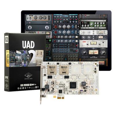 UAD-2 Duo Pcie Tarjeta + Plugins