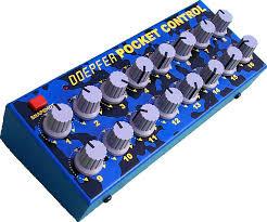 controlador doepfer POCKET CONTROL